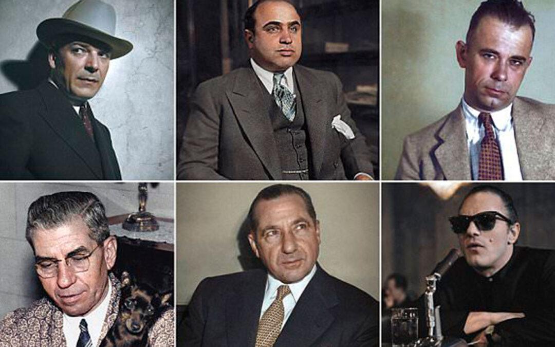 La guerra interna en el submundo mafioso norteamericano