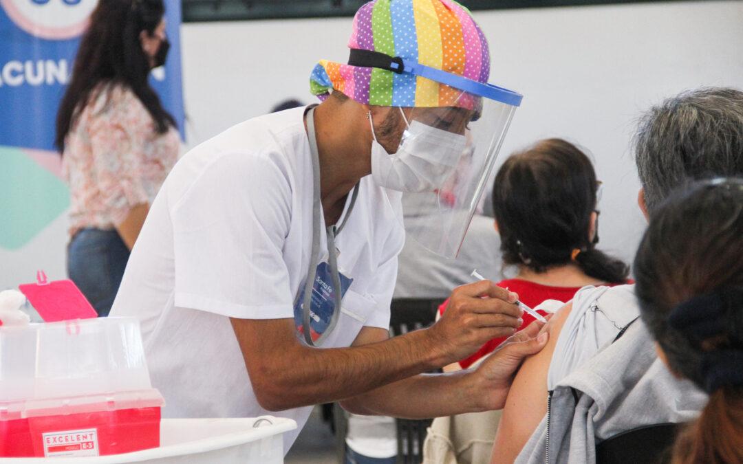 Llegaron a Santa Fe 29.200 dosis de Sinopharm de China para proseguir vacunando sin pausa contra Covid-19
