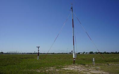 Un nuevo instrumental meteorológico elevó la categoría del Aeropuerto Internacional Rosario