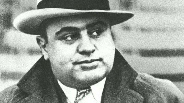 La caída del 'Capomafia' Al Capone y el sindicato del crimen