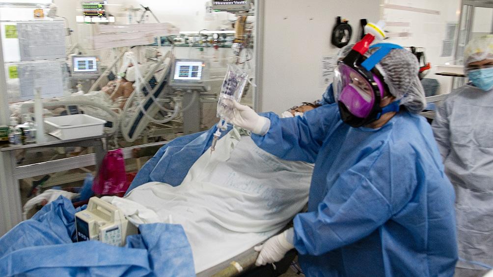 Pandemia: En camas libres en UTI del sector público, el sur santafesino está al borde del colapso sanitario