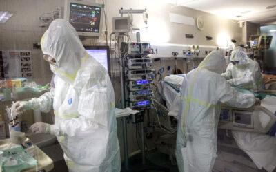 Argentina alcanzó un nuevo triste récord con 35.543 contagios y 745 muertos por efecto del coronavirus