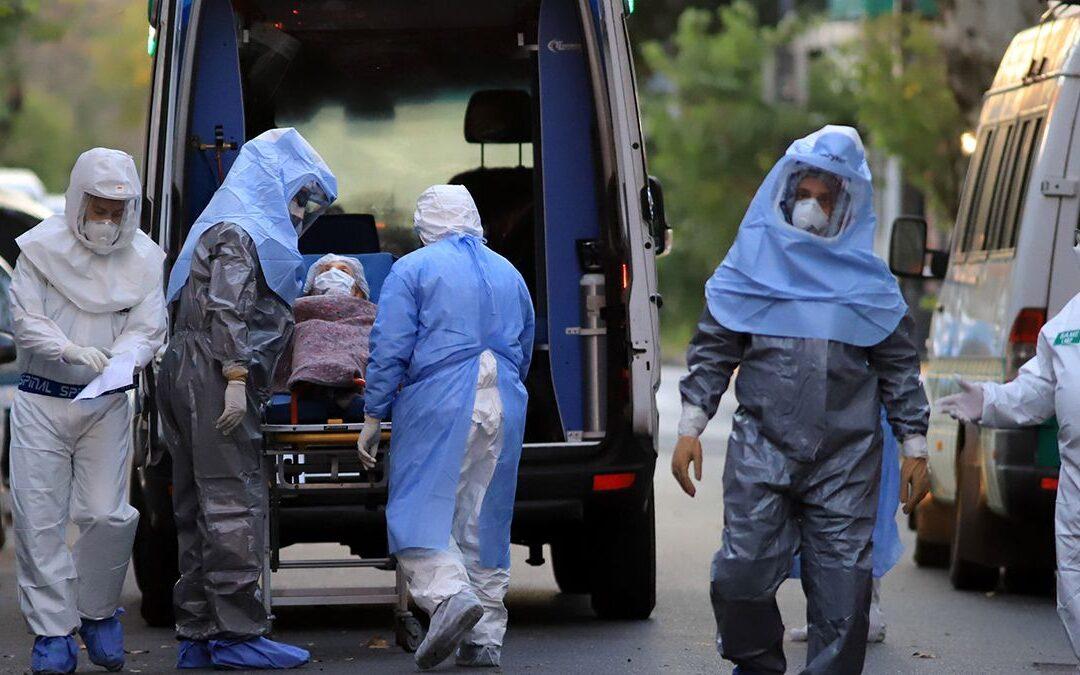 Argentina registró un nuevo triste récord: Superó los 78 mil muertos desde el inicio de la pandemia de Coronavirus