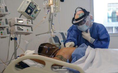 Coronavirus: Casi 40 mil contagios se reportaron en 24 horas en una Argentina en estado de máxima alerta