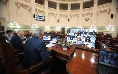 """Diputados provinciales socialistas afirmaron que el Gobierno de Perotti """"no tiene plan ni capacidad de gestión"""""""