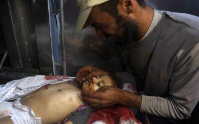 Medio Oriente: Veinte muertos y decenas de heridos dejaron bombardeos israelíes contra la zona de Gaza