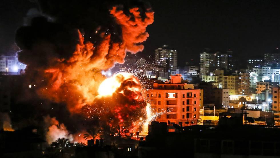 Medio Oriente: Israel y Hamas enfrentados en combates asimétricos