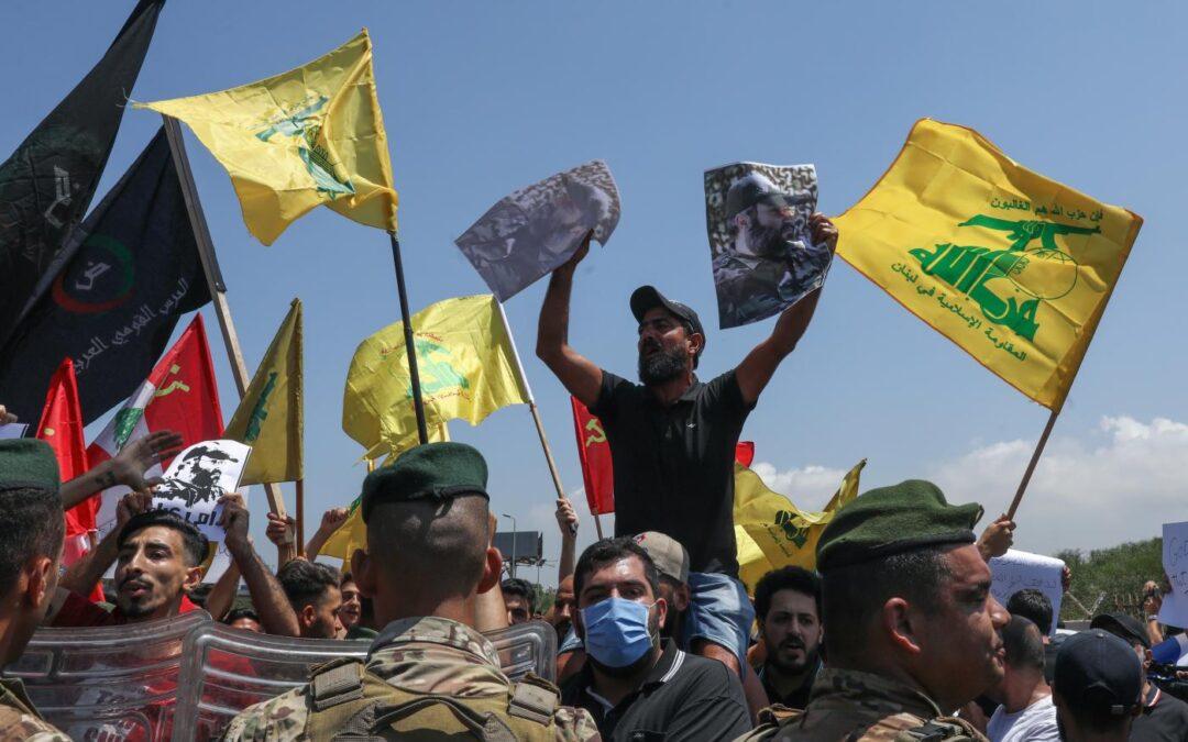 El teatro de operaciones del Hezboallah en Medio Oriente