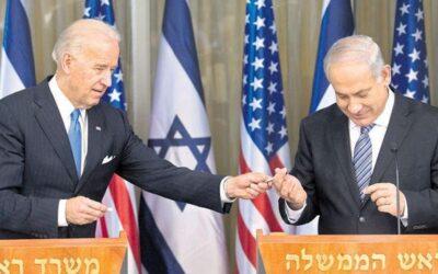 Medio Oriente al rojo vivo y con una Israel denotando extremismo blanco sobre Palestina