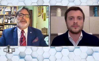"""Roy López Molina: """"En el 2021 empezamos a construir el país que queremos en el 2023"""""""