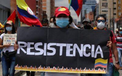 Colombia en llamas: Más de dos decenas de muertos y cientos de heridos por las manifestaciones