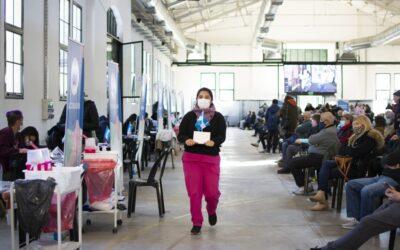 Pandemia: Provincia habilitó sitio en internet para que personas gestantes se inscriban para ser vacunadas