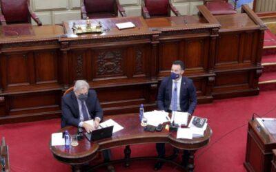 Vacunatorio VIP: Sukerman dejó más dudas que certezas durante su interpelación en la Cámara baja santafesina