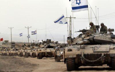 La violencia desatada entre israelíes y palestinos muestra claramente la desproporción armamentista