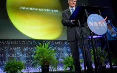 La NASA prepara nuevas misiones a Venus para el año 2026