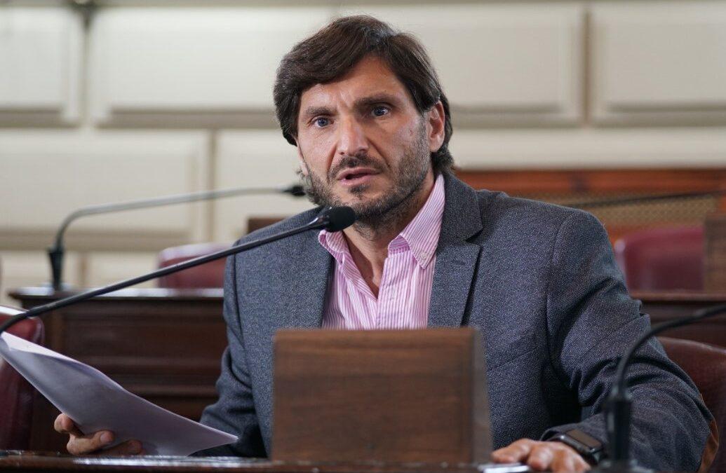 """""""Hay que defender a nuestros productores ante los ataques del Gobierno nacional"""", afirmó Maximiliano Pullaro"""