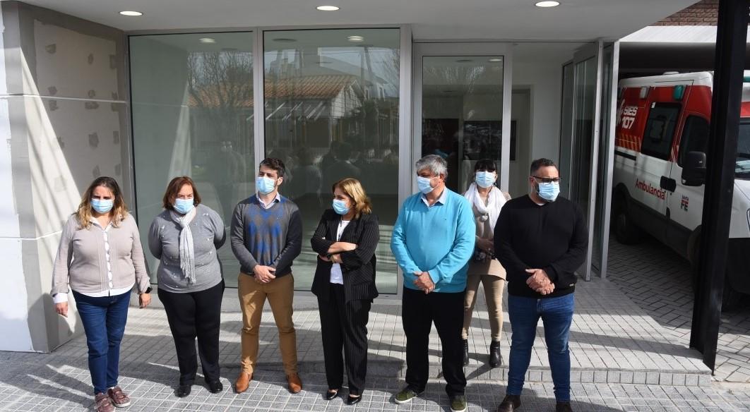 Pandemia: Sumaron 8 camas críticas a la Terapia Intensiva de la salud pública en Villa Gobernador Gálvez