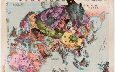 Introspecciones: 'La nueva ruta mortal de la seda'