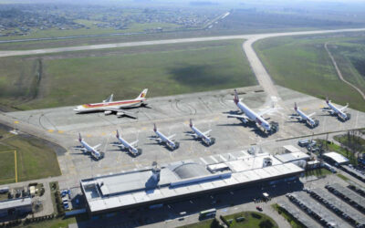 El Aeropuerto de Rosario operará vuelos a Salta, Mendoza y Bariloche desde septiembre
