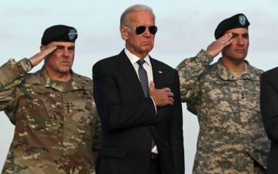 El presidente Joe Biden percibe graves dificultades en el conflicto afgano