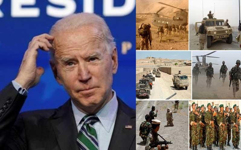 Joe Biden aceleraría la toma de decisiones geopolíticas, tras el retiro de tropas de Afganistán