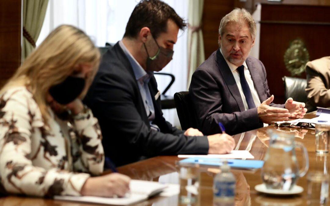 Biocombustibles: Reunión de legisladores con funcionario nacional y empresarios por el nuevo marco regulatorio