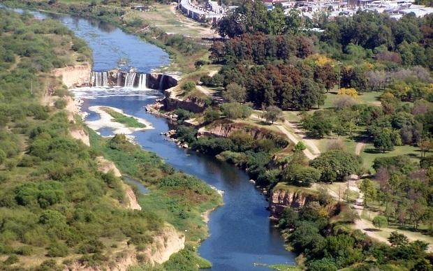 Millonaria inversión para mejorar el Parque Regional Sur, cascadas del Saladillo y el puente 'Molino Blanco'