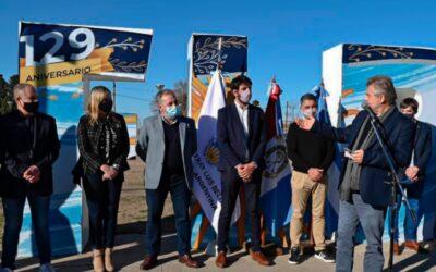 Elecciones 2021: Mirabella, Sacnun y Lewandowski, de Haciendo Santa Fe, recorrieron Capitán Bermúdez y Fray Luis Beltrán