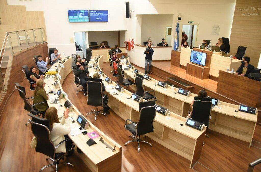 Por iniciativa del Concejo Municipal, Rosario tendrá un Banco Municipal de Elementos Ortopédicos