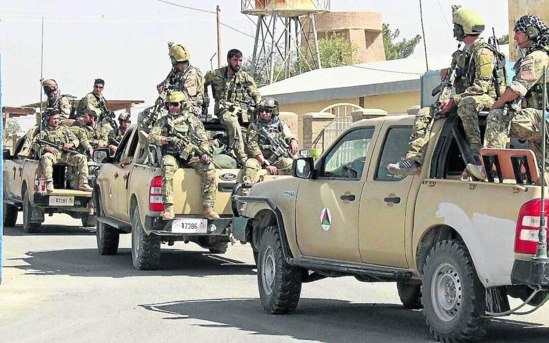 Afganistán: La naturaleza mortal de los talibanes puede más que los acuerdos