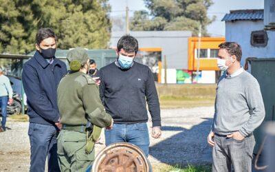 """Pullaro: """"El Gobierno nacional acumula fuerzas federales en el conurbano y desprotege a Santa Fe"""""""