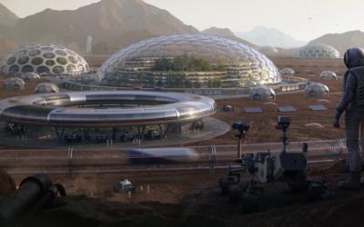El Laboratorio Melissa busca establecer una colonia humana en Marte