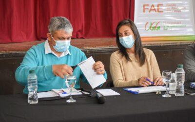 FAE: Unas 600 refacciones y mejoras se hicieron escuelas y jardines de Villa Gobernador Gálvez