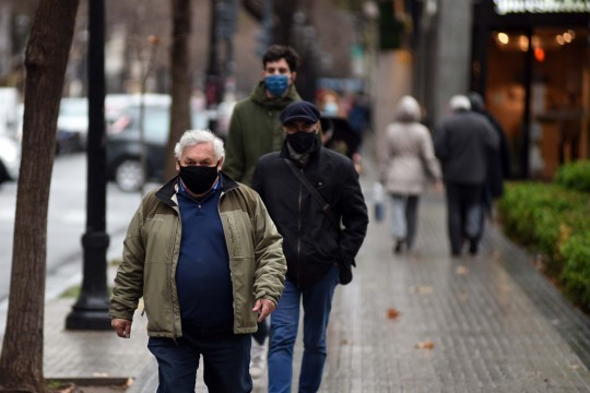 Más de 160 mil casos positivos de Covid-19 se registraron en Rosario desde el inicio de la pandemia