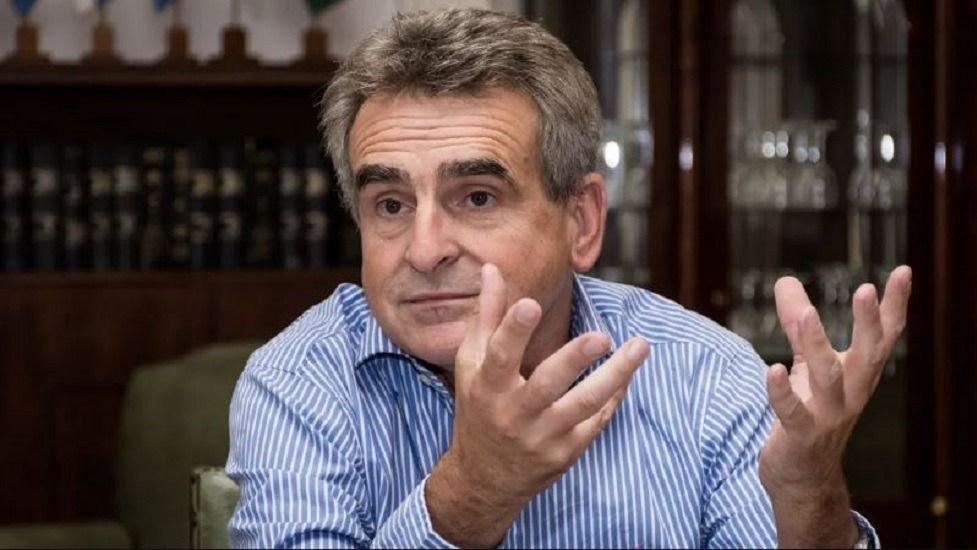 """Agustín Rossi afirmó que """"Macri es el pasado, y al pasado no se vuelve"""""""