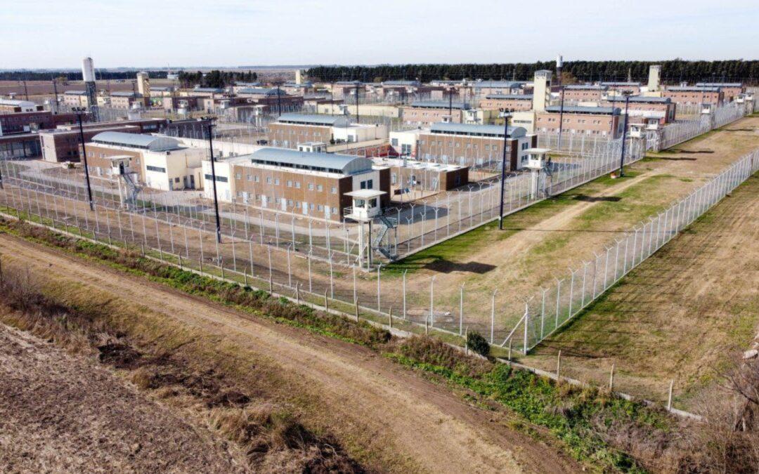 Levantarán un nuevo cerco de seguridad en torno de la Cárcel de Piñero