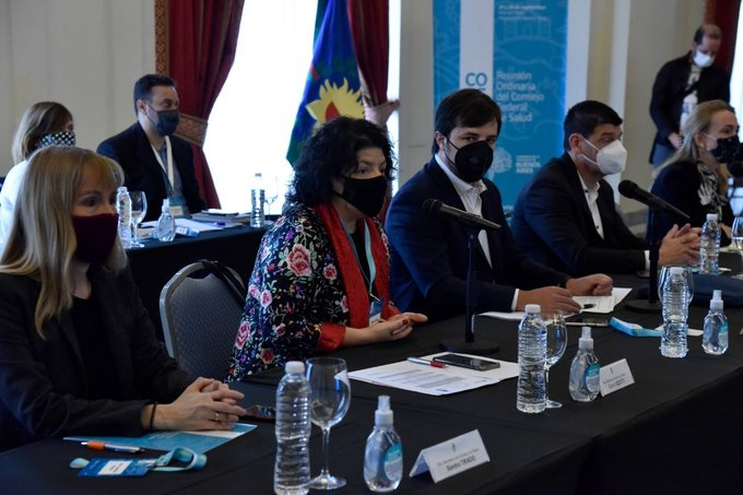 Semana que viene Argentina superará los 73 millones de vacunas recibidas contra el Coronavirus