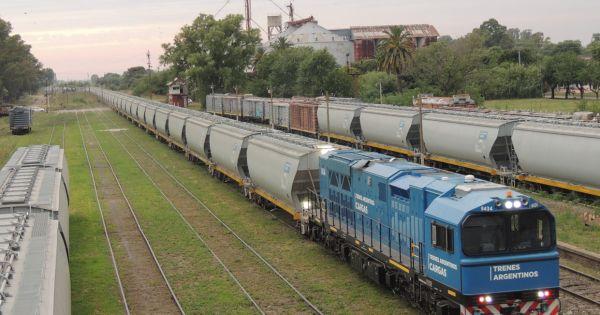 Nación y Provincia invertirán casi $6.000 millones en obras ferroviarias para Santa Fe