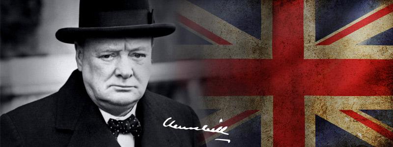 Winston Churchill y 'los irregulares de Baker Street'