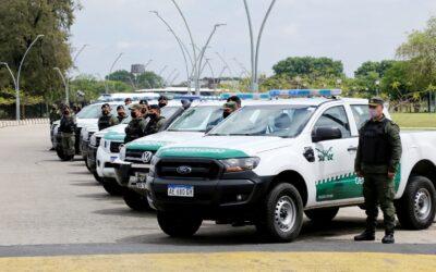 Omar Perotti dijo que Gendarmería se quedará en Rosario «hasta que se neutralice» la delincuencia